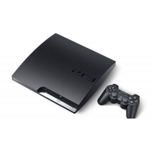 PS3 500GB Slim (Drive-less) Refurbished JB