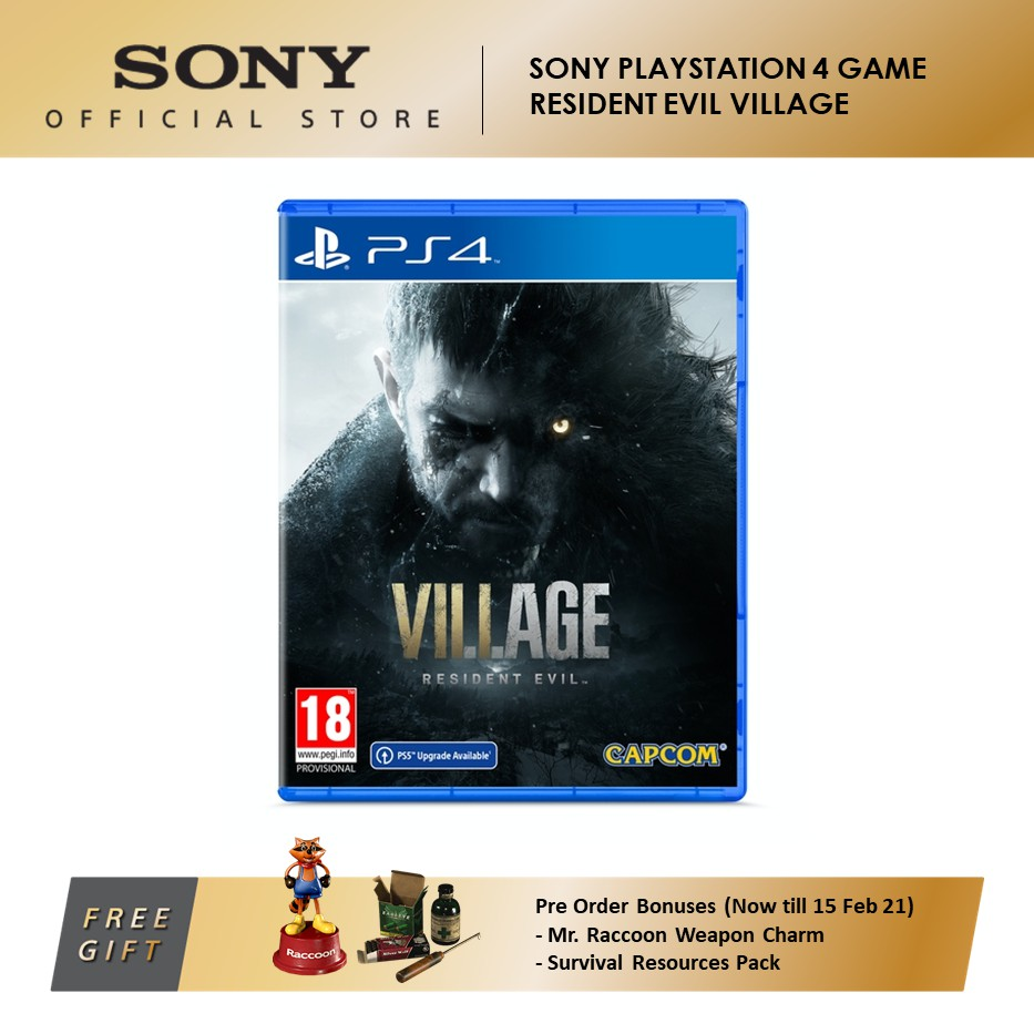 [Pre-Order] Sony PlayStation 4 Game Resident Evil Village