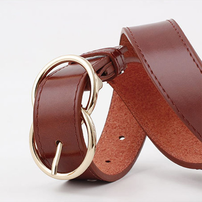 """SIZE -X- LARGE OTHER SIZES//COLORS LISTED RM6-31 1/"""" WIDE LEATHER Womens Belt"""