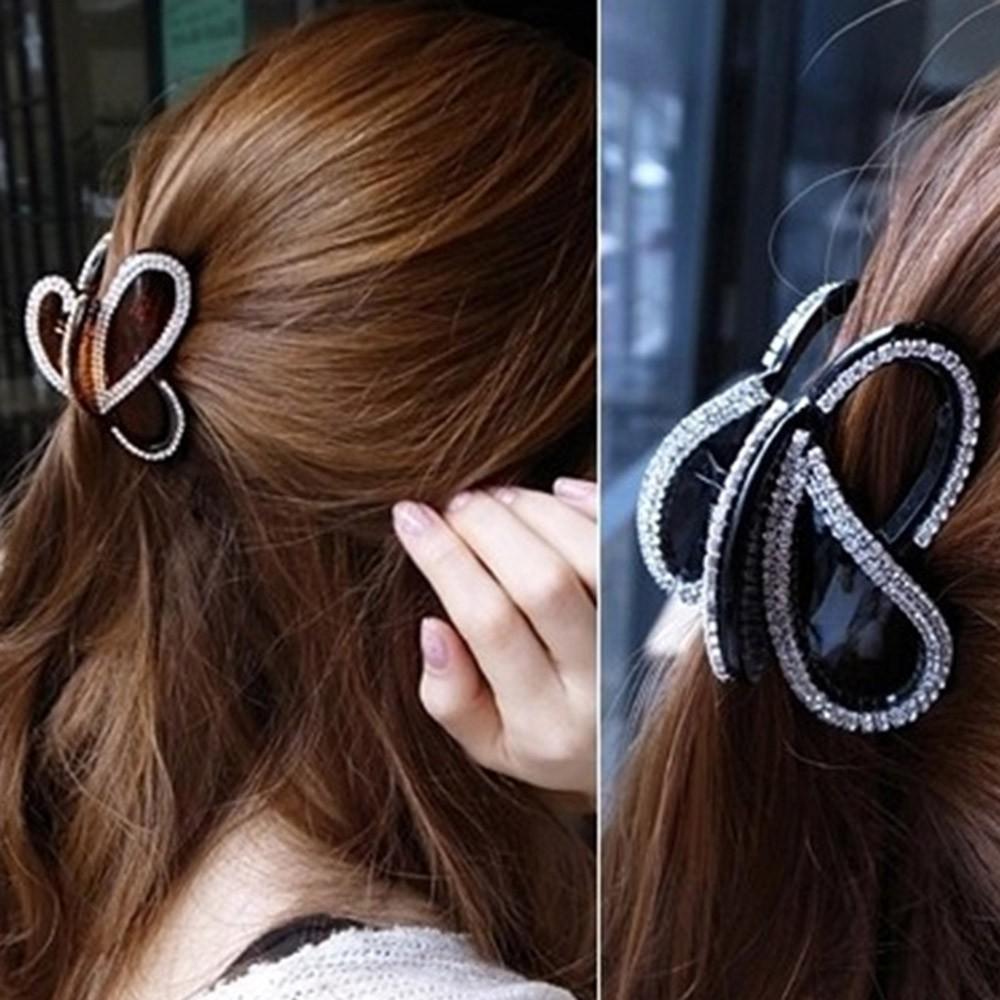 5 Pcs Hair Claws Non Slip Irregular Vintage Hair Clamp Clips Barrettes for Women