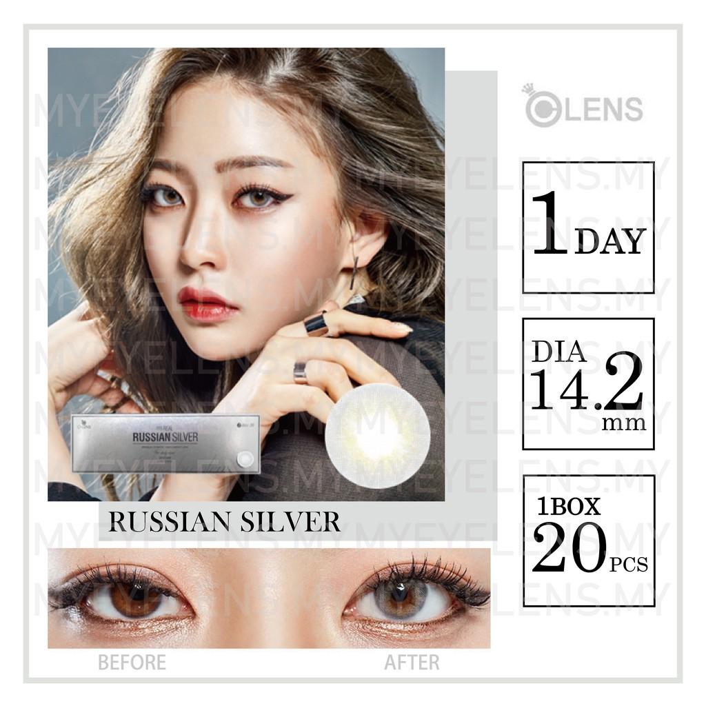 【KOREA】OLENS 1 DAY COMESTIC CONTACT LENS