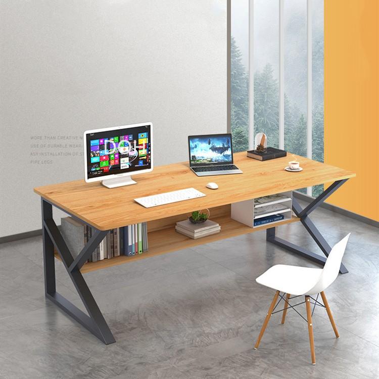 Modern Home Office Desks 120x60 70cm Workstation Desk Wood Writing Table Living Room Computer Desk Bedroom Hotel Study Shopee Malaysia