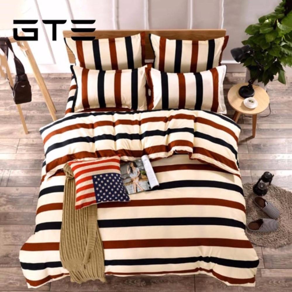 Premium Bed Sheet 3-In-1 - Queen Size