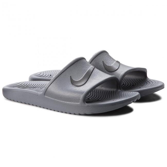 classic shoes detailed images buy sale 🔥 ORIGINAL Nike Kawa Shower Slides 832528 010🔥 | Shopee Malaysia