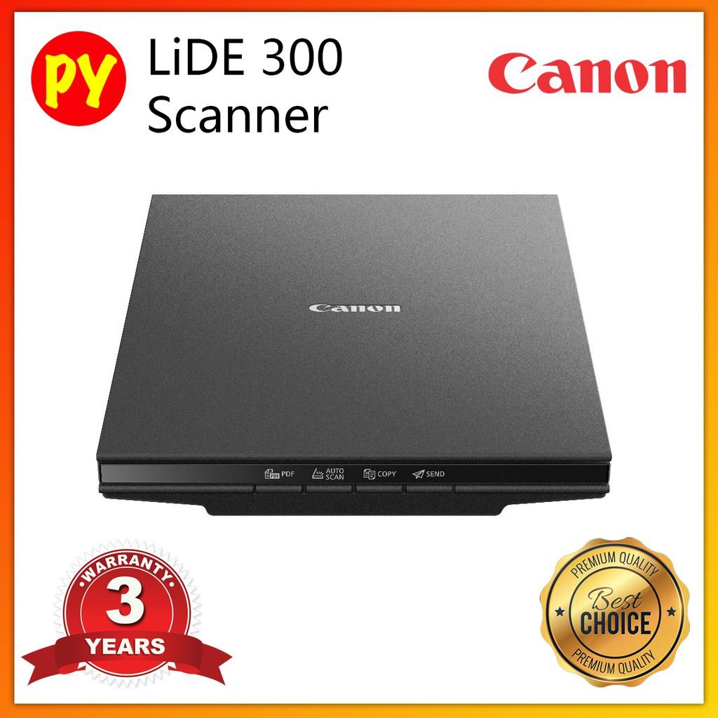 Canon Scanner LiDE 300 Flatbed scanner