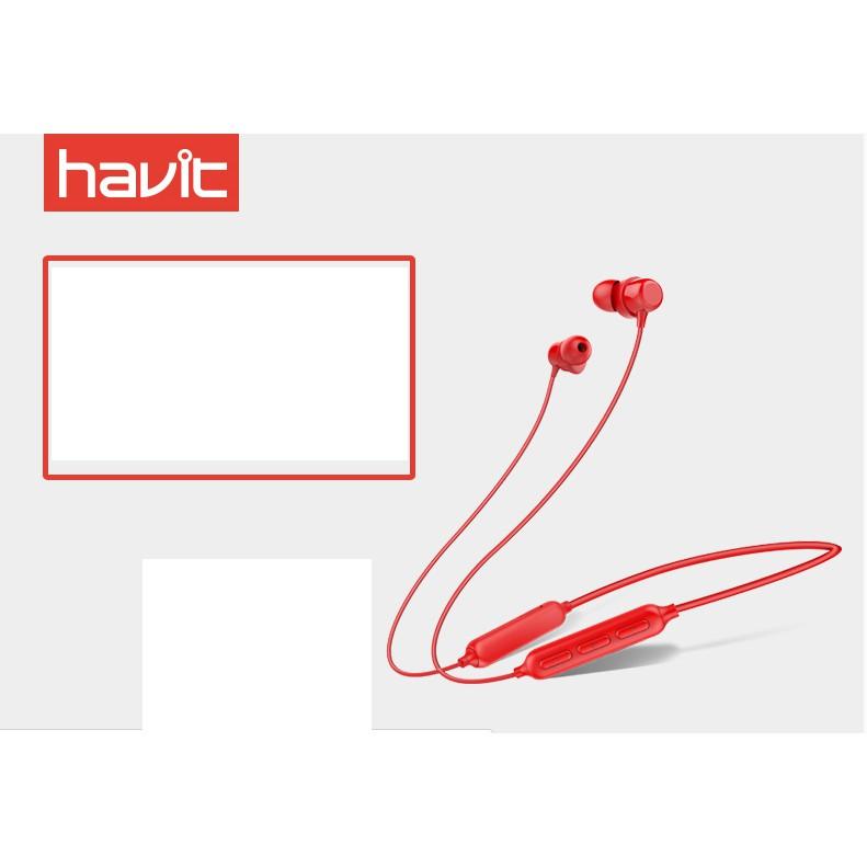 HAVIT I39 15H USE TIME BLUETOOTH 4.1 IP5X SPORT MICROPHONE HAND FREE