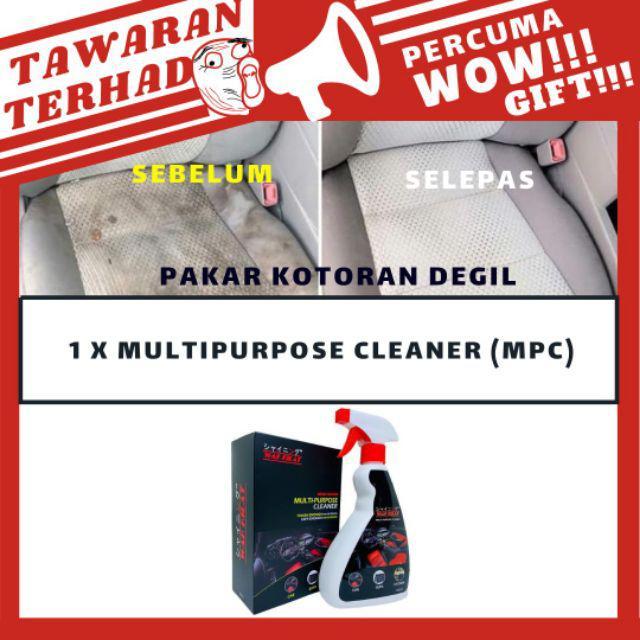 [ Promosi ] Original HQ Wak Kilat Multipurpose Cleaner (500ML) Penghilang Kotoran Degil