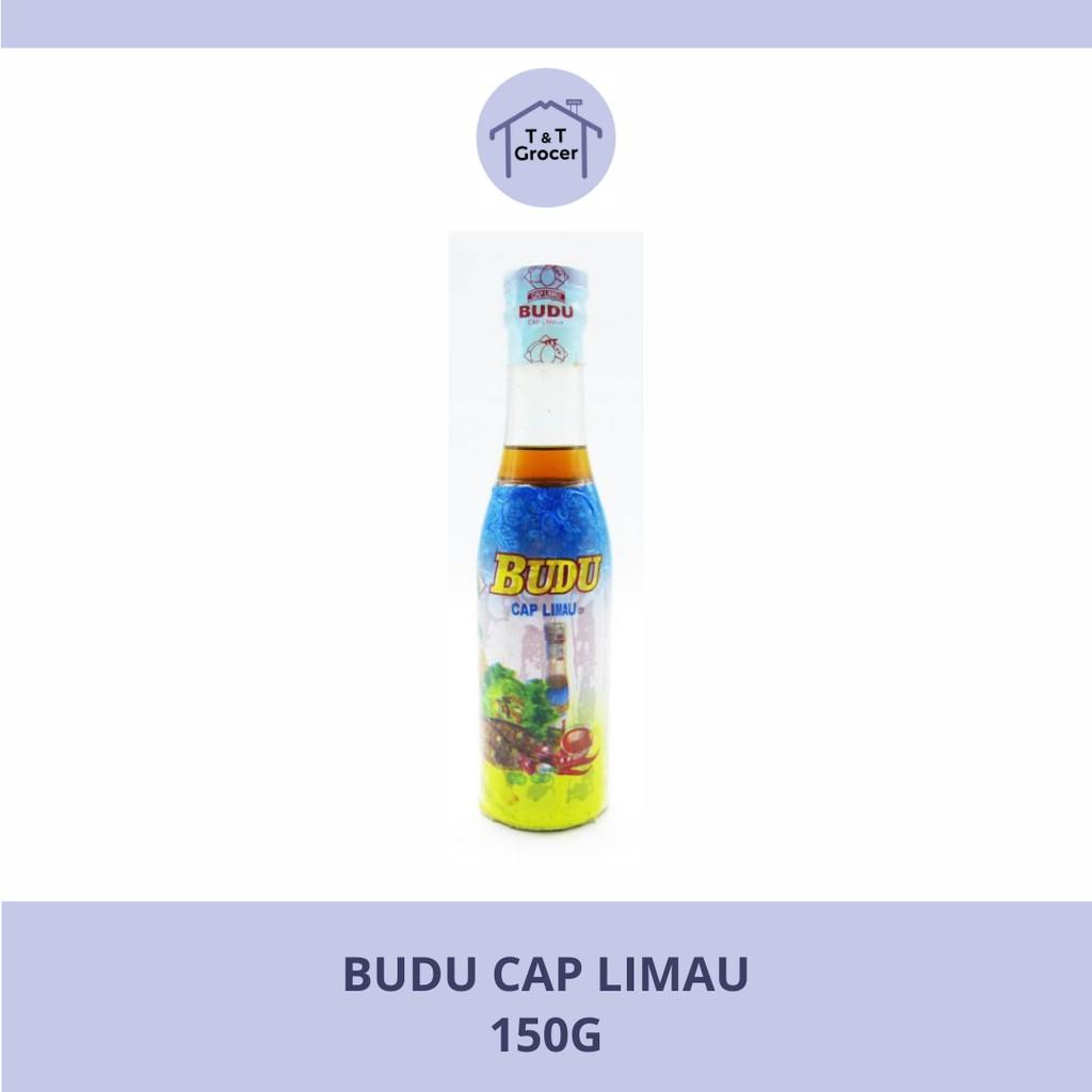 Budu Cap Limau (150g)