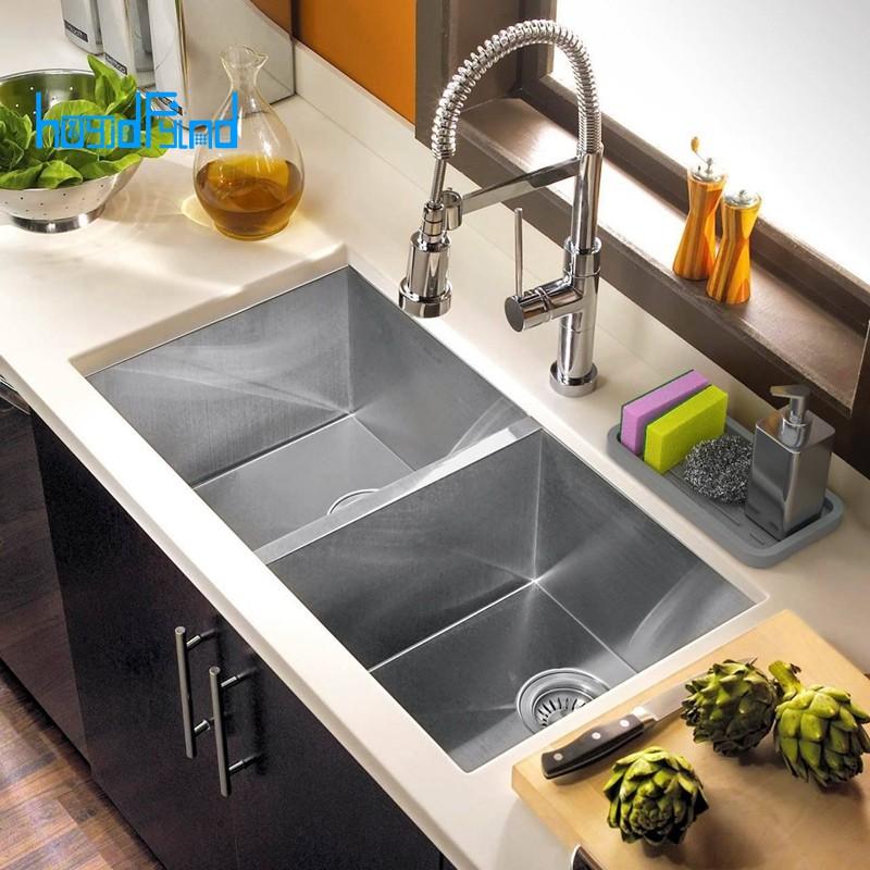 Hu Sponge Holder Kitchen Sink Organizer