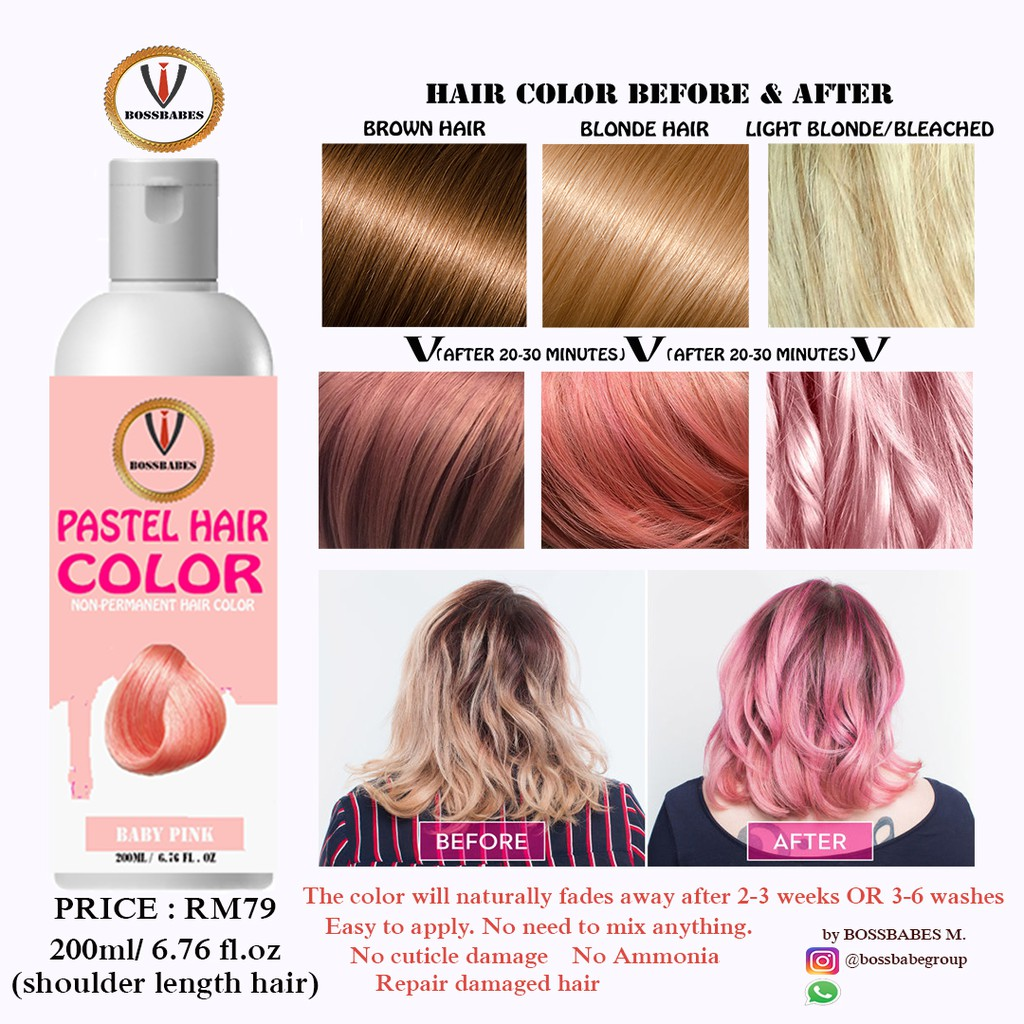 Hair Dye Online Shopping Sales And Promotions Health Beauty