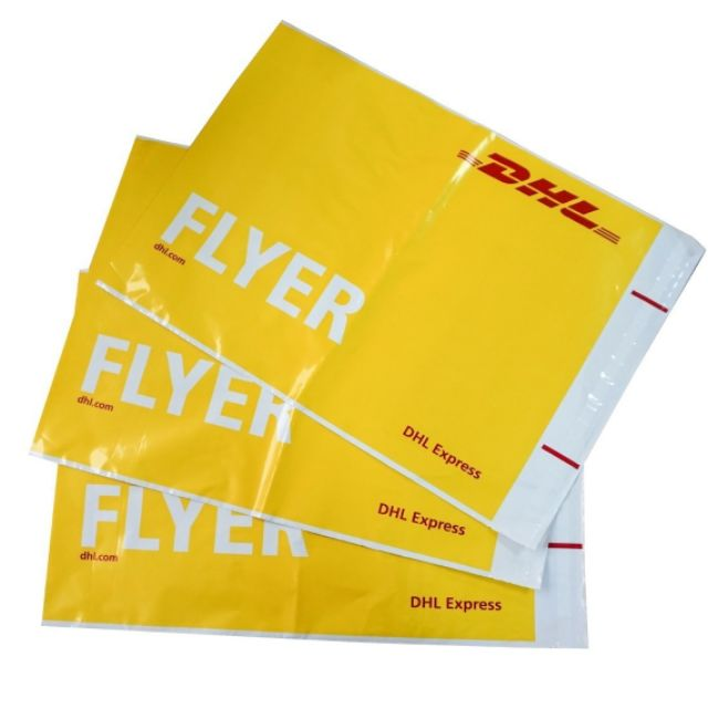DHL Express Flyers Courier Envelope (Large Size)