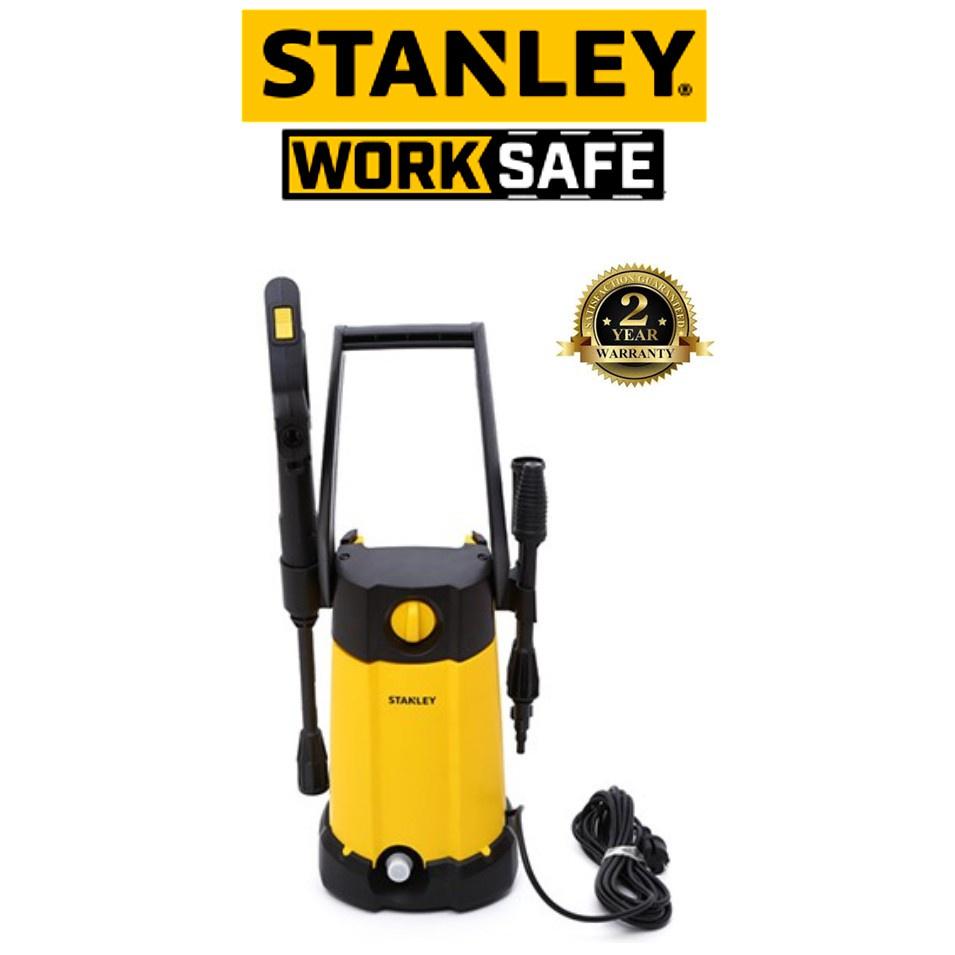 STANLEY STPW1400 1400W COMPACT PRESSURE WASHER (2 YEAR WARRANTY)