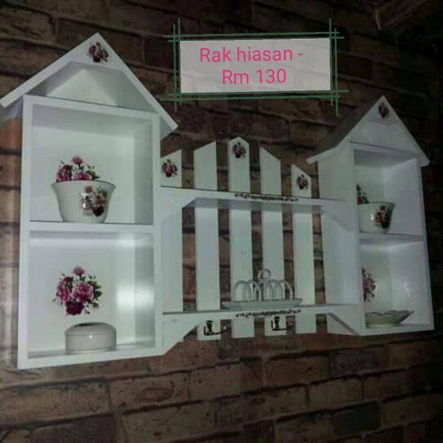 Book Rack Storage Hanging wall Vantage 013 RAK BUKU DINDING  51199632be