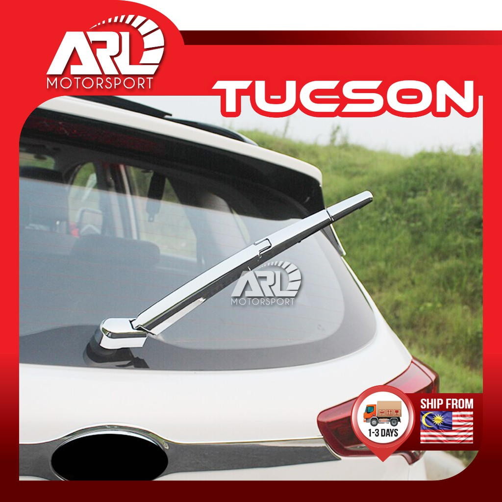 Hyundai Tucson ( 2015 - 2020 ) 3rd Gen Rear Wiper Cover Lining Decoration Car Auto Acccessories ARL Motorsport
