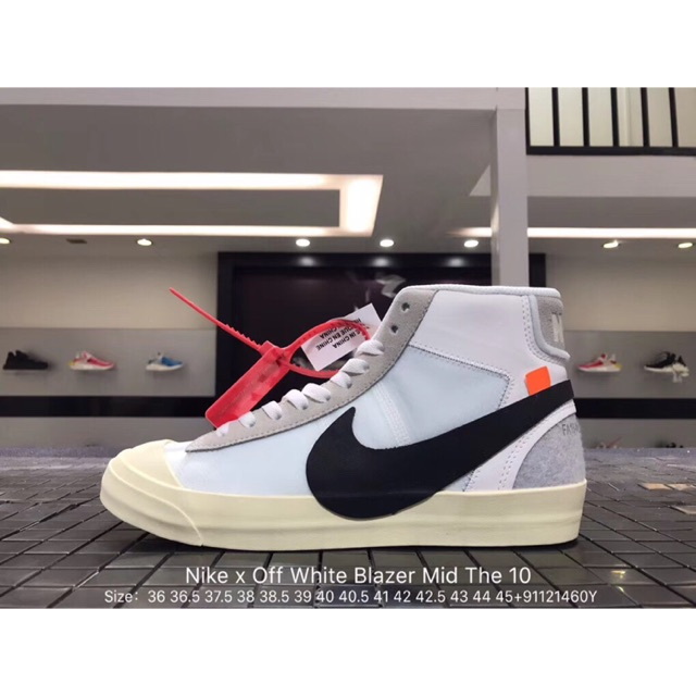 82905d7c98 mid blazer - Sneakers Prices and Promotions - Men's Shoes May 2019 | Shopee  Malaysia