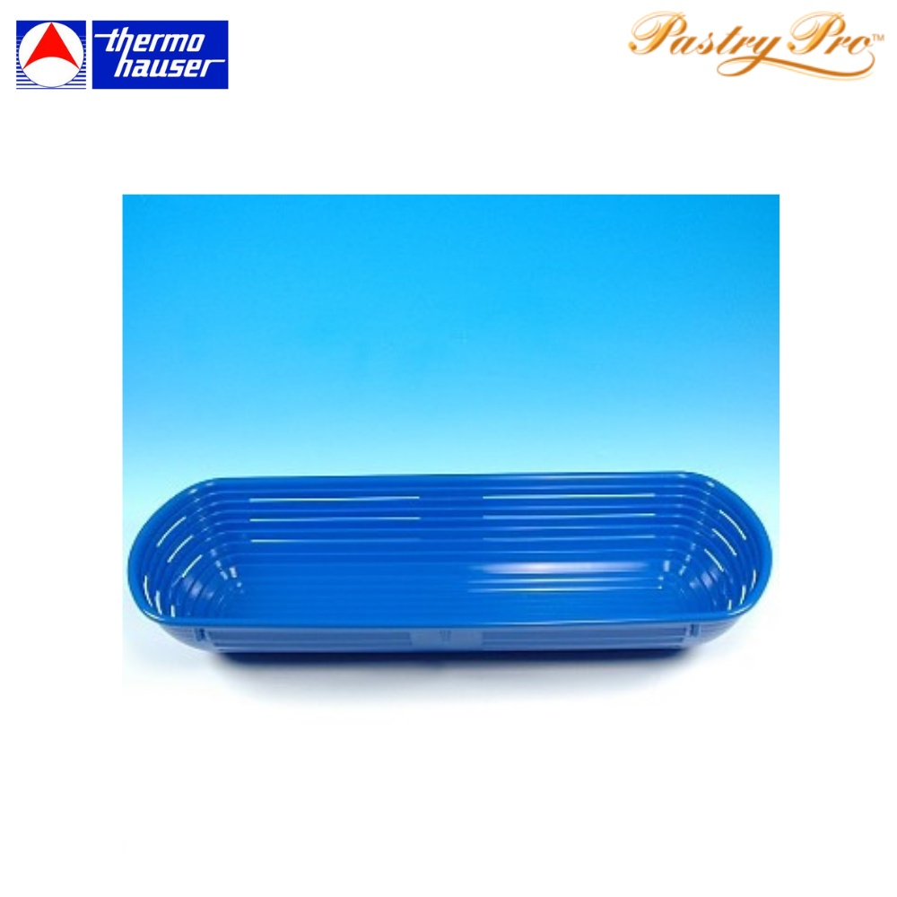 Thermohauser, Proofing Basket, Oblong, 1500g, 42 x 14 cm