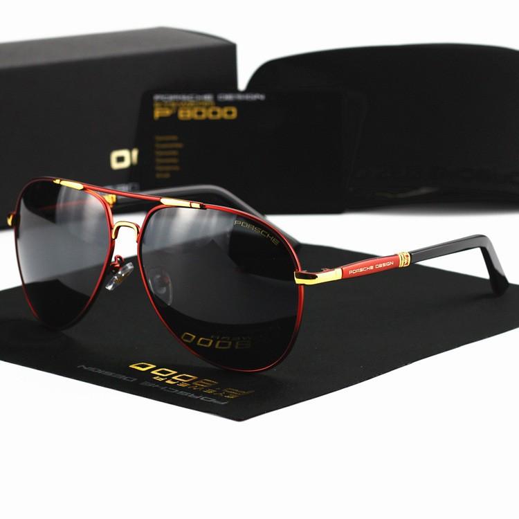 45977a2ea0c PORSCHE Sunglasses Rayban Sunglasses Aviator Polarized Women   Men ...