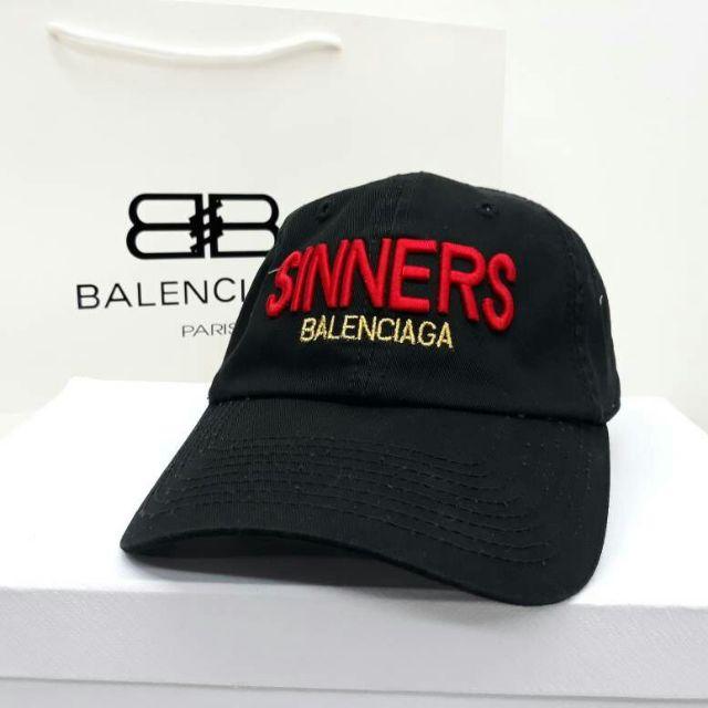 567e9e6a038 Sinners Balenciaga Cap