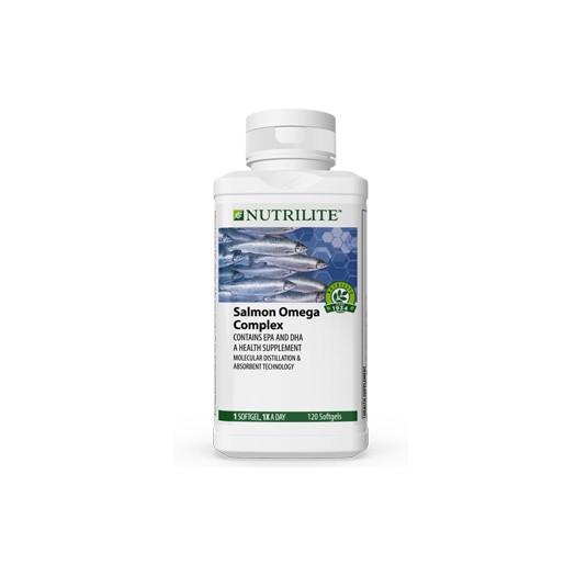Amway NUTRILITE Salmon Omega Complex (60/120 softgels)