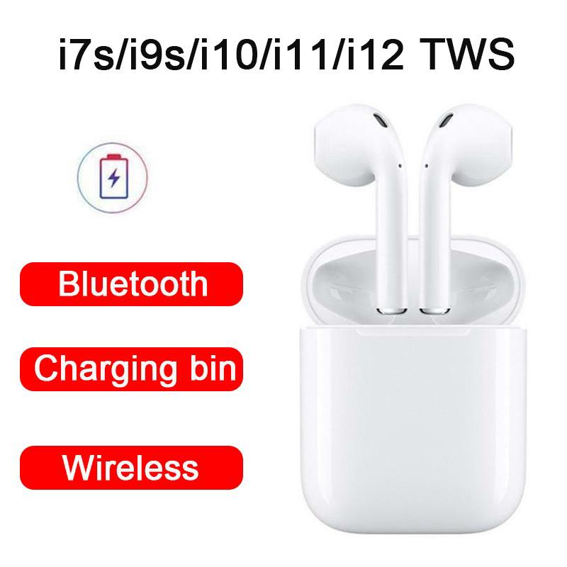 New i10 TWS Touch Control Wireless Bluetooth Earphone Earbuds