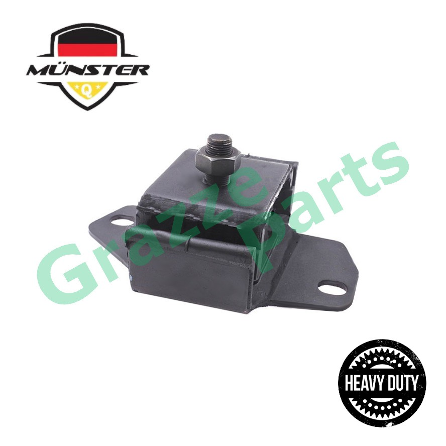 Münster ^Heavy Duty^ Engine Mounting LH 12362-BZ020 for Toyota Avanza 1.3 F601 Auto Manual