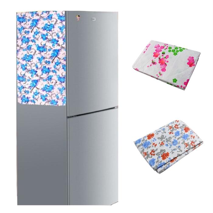 PVC Anti-dust Waterproof Oil-proof Refrigerator Fridge Cover