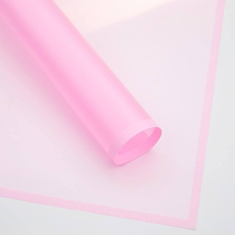 Wrapping Paper Foggy set (20pcs) (Flower/Bouquet) (60 cm x 60 cm)