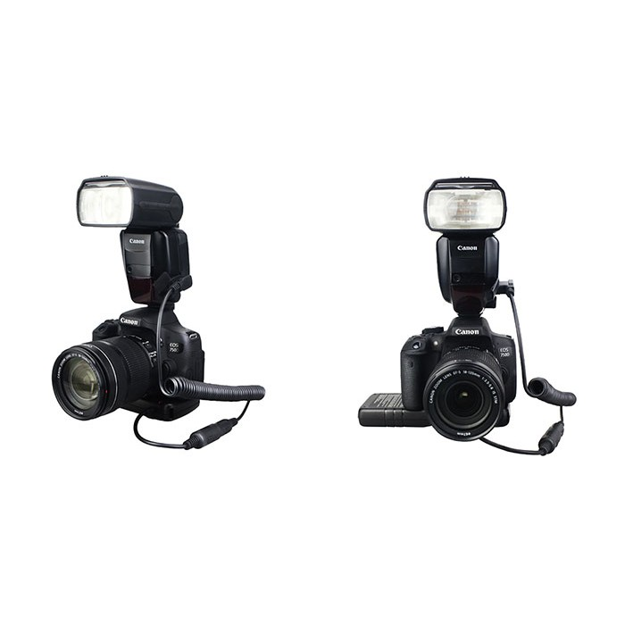 JJC BP-CA1 External Flash Battery Pack For Canon 580EX 600-RT Yongnuo 560