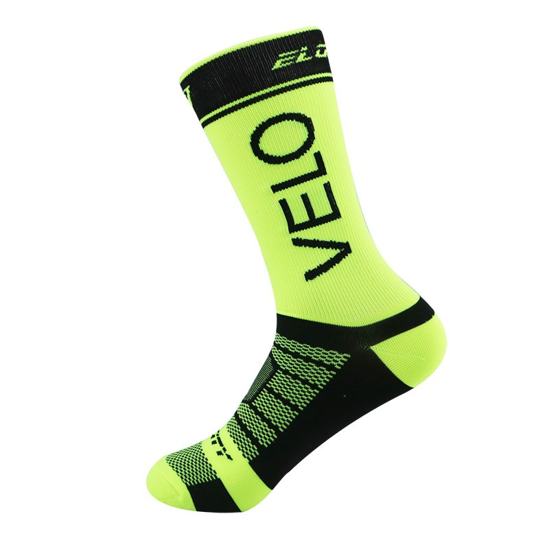 VELOCITY Anti-Slip Stokin Cycling Socks Unisex 7'' HIGH / SPORT SOCKS - M3
