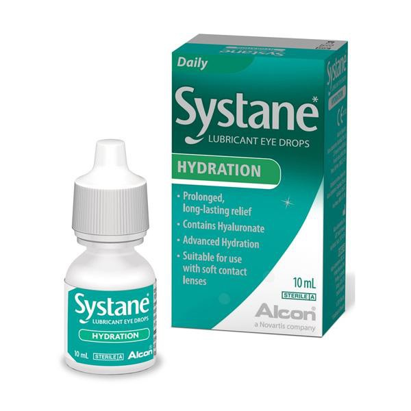 Systane Hydration Lubricant Eye Drops 10ml(EXP 2/2020) | Shopee ...