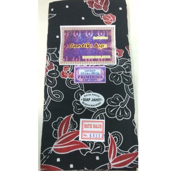 Kain batik Halus Cantik Ayu