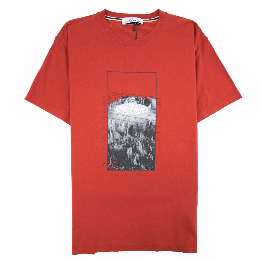 Stone Island 01 Trending Design T Shirt Men/'s Black Size S-5XL