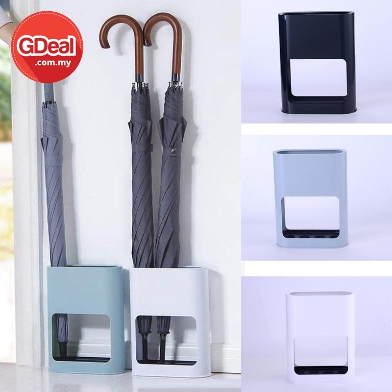 GDeal Umbrella Storage Rack Holder Stand Tempat Simpanan Payung تمڤت سيمڤنن ڤايوڠ