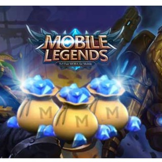 Mobile Legends Diamonds Recharge | Shopee Malaysia