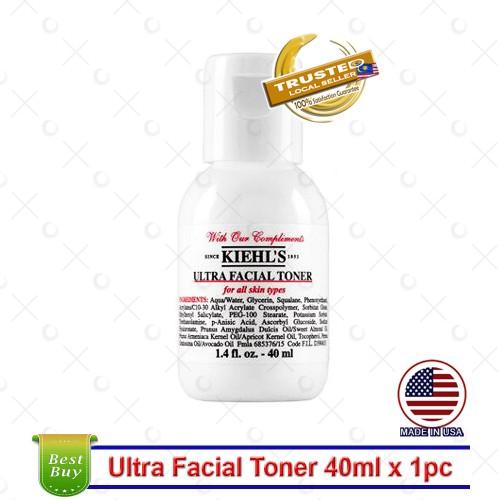 Kiehls / Kiehl's Ultra Facial Toner 40ml (Trial Size)
