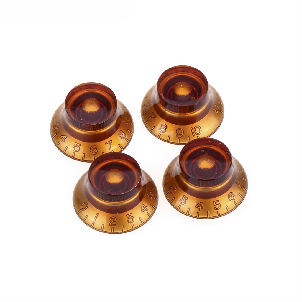 GOLD SPEED KNOBS SET OF 2 METRIC FOR EPIPHONE® /& IMPORT GUITARS *NEW*