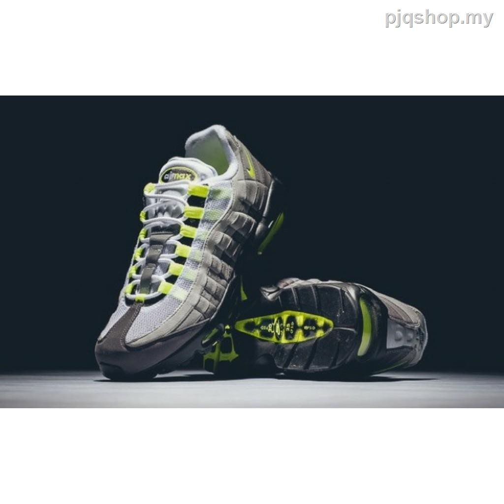 Aumentar Platillo pasaporte  ▽✵【ready stock】original Nike Air Max 95 Rossi men running shoes women sport  36-44Casual shoes | Shopee Malaysia