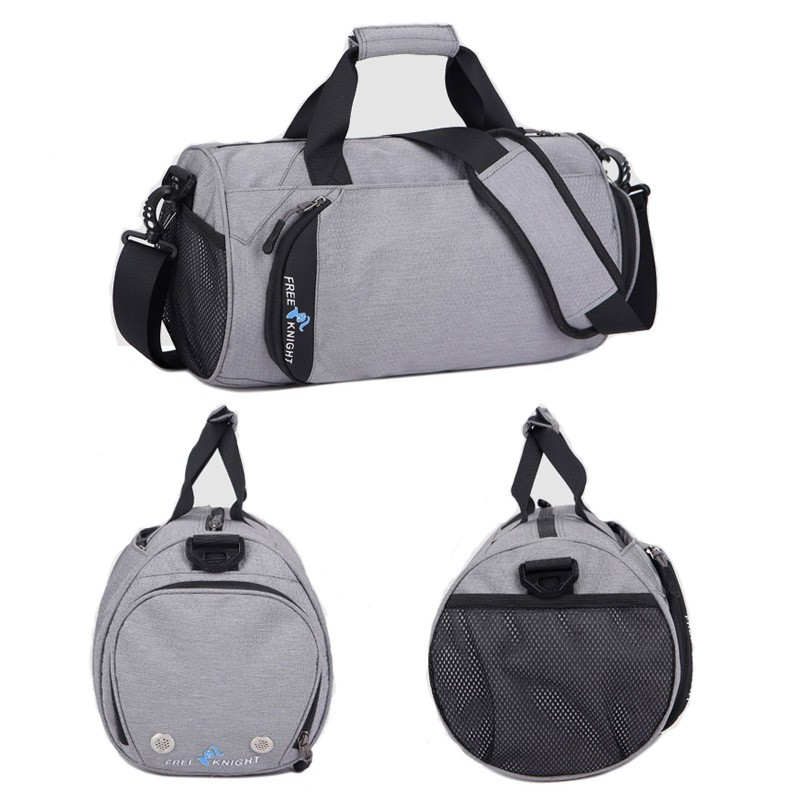 cbeec6ec40c5 Hot Sale Duffle Bags Gym Bag With Shoes Compartment Sport bags ...