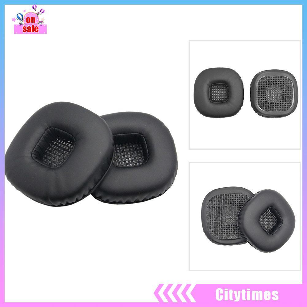 Replacement Ear Pads Cushion→Marshall Major On Ear Headphones【city】