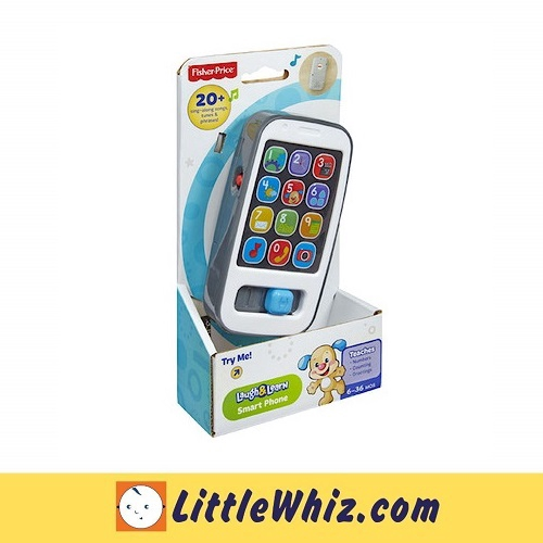 Fisher-Price: Laugh & Learn - Smart Phone