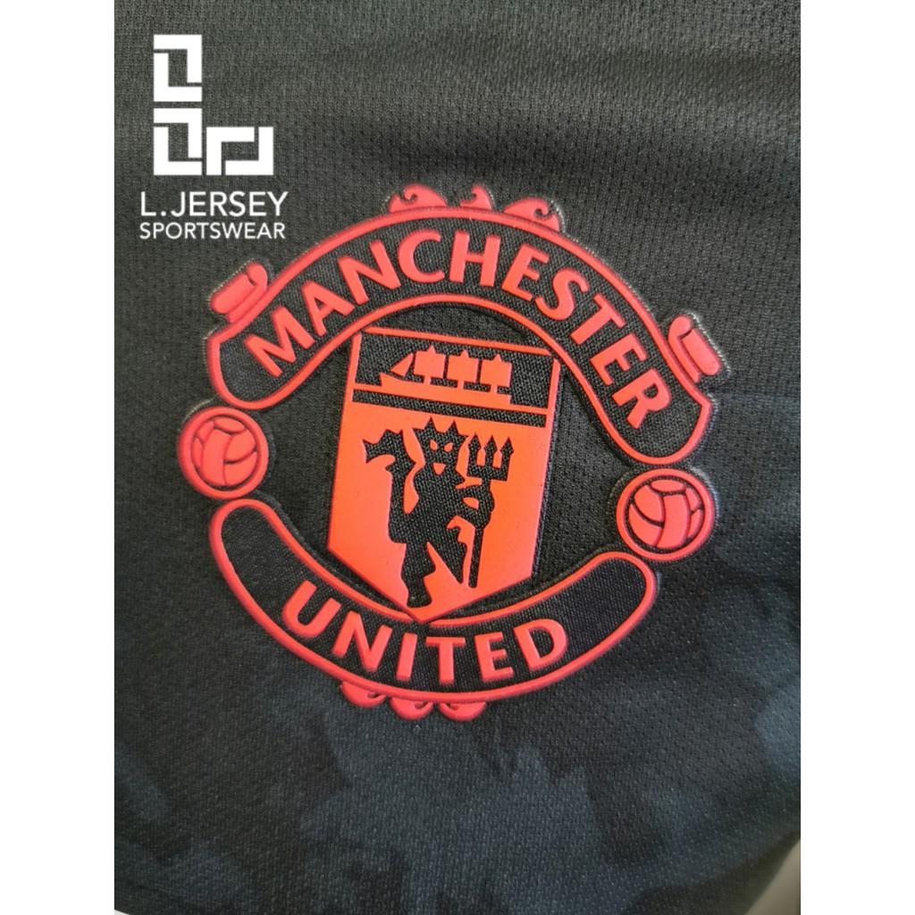 Manchester United Men 3rd Kit Season 19/20 CLIMALITE Fans Jersey