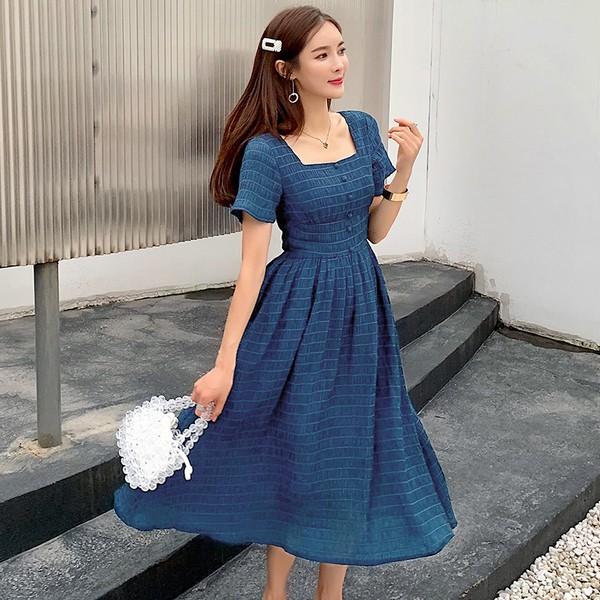 korean casual dresses cheap online
