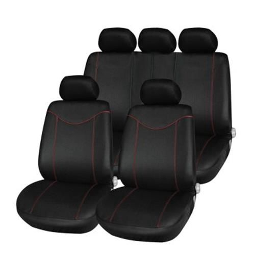 T21638 11PCS CAR LOW-BACK SEAT COVER SET ANTI-DUST PROTECTOR