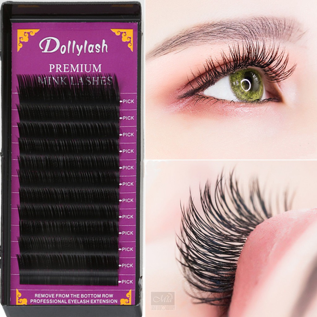 597e65e162b OBEYA thickness 0.15mm 3D W Premade Volume Fans Eyelash Extensions | Shopee  Malaysia