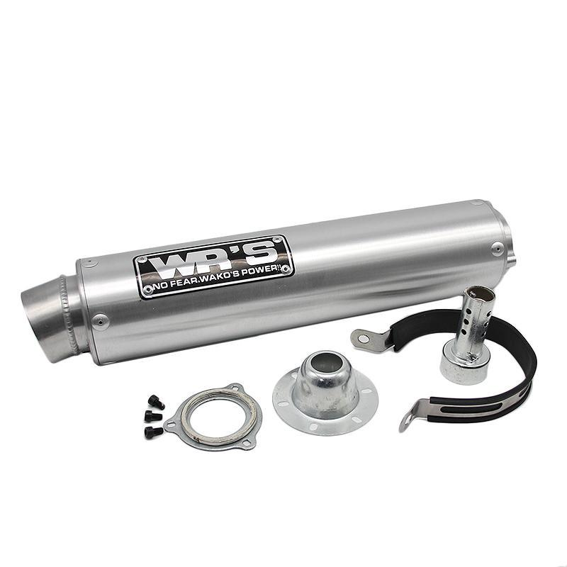 Universal Modified Motorcycle Exhaust Pipe for WRS Exhaust