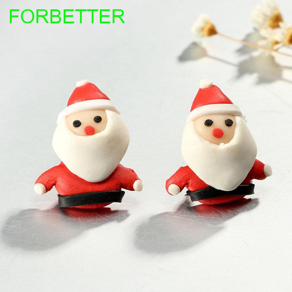 Father Christmas Cartoon Images.Fashion Gift Cartoon For Women Father Christmas Jewelry Earring