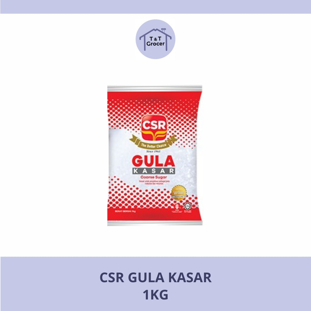 CSR Gula Kasar (1kg)