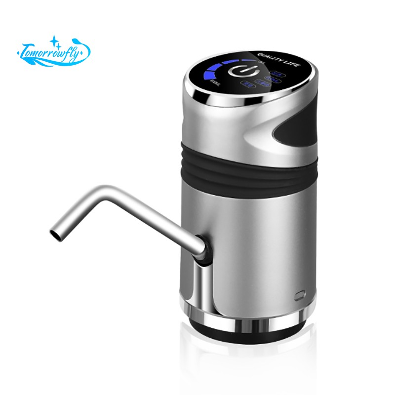 Automatic Electric Pump Button Dispenser Gallon Bottle Drinking Switch For Water Pumping Device