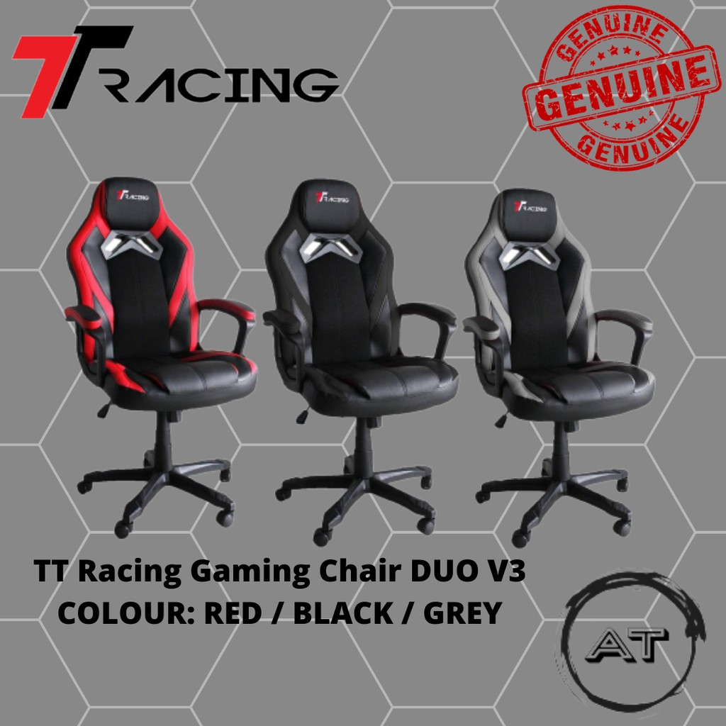 TTRacing Gaming Chair DUO V3 New Series 2020