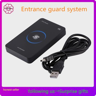 13 56MHZ Contactless HF RFID Smart IC USB Card Reader For